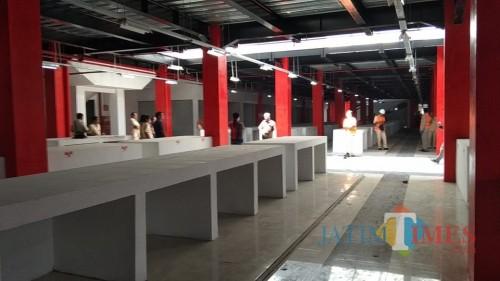 Sidak Pembangunan Pasar Legi, Ini Temuan DPRD Kota Blitar