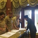 Pastikan Perangkat Daerah Bekerja Maksimal, Wali Kota Malang Ikat Perjanjian Kinerja