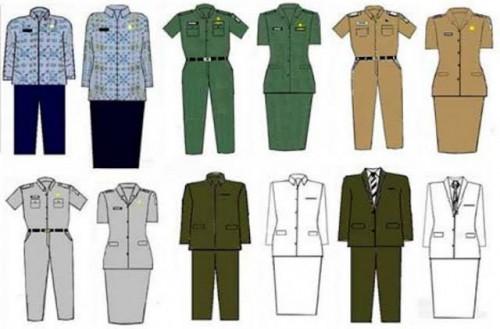 Aturan Pakaian Dinas Disesuaikan Kebijakan Kementerian, Sekda Malang: Kami Konsultasikan Dulu
