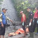 Duduk di Pinggir Jembatan Sungai Bebekan, IRT Ditemukan Tak Bernyawa di Dasar Sungai