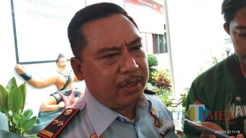 Kalapas Tulungagung, Tunggul Buwono (Joko Pramono for Jatim Times)