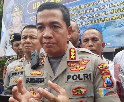 Pemeriksaan Polisi yang Tabrak Warga Sipil Dilimpahkan ke Polda Jatim