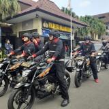 Singo Arema Police Siap Lindungi Warga Kota Malang dari Kejahatan Curanmor