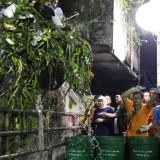 Tengah Malam, Gubernur Khofifah Tinjau Normalisasi Kali Butung