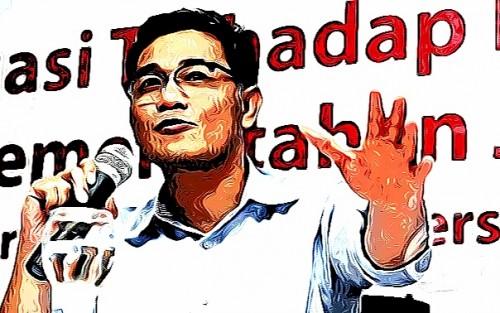 Budiman Sudjatmiko politisi PDI Perjuangan dan Founder Inovator 4.0 Indonesia (Ist)