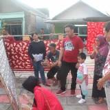 Kunjungi Kampung Wisata Batik Kembang Turi, Henry Pradipta Anwar Janji Dorong Kemajuan Ekonomi Kreatif Kota Blitar
