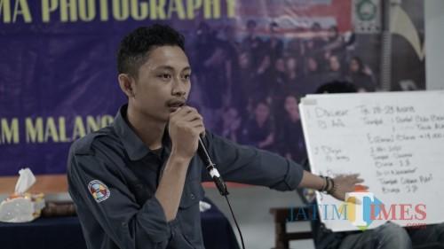 Merasakan Sensasi Baru, UKM Panorama Photography Unisma Musyawarah Kerja di Coffee Times