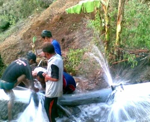 Perumda Tirta Kanjuruhan Kabupaten Malang terus mengintensifkan pendapatan. (Istimewa)