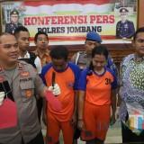 Pelaku Pembunuhan Guru SMP di Jombang Ternyata Pasutri