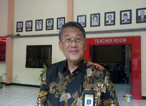 Dr Mansur Fauzi SE MSi, PTP Ahli Utama Pusdatin Kemdikbud. (Foto: Ima/MalangTIMES)