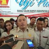 Berebut Rekom Partai Gerindra, Tiga Kandidat Bakal Calon Bupati Kediri Ikuti Uji Publik