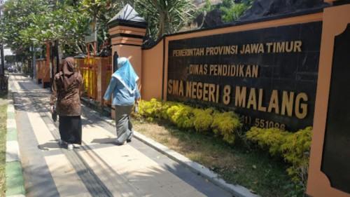 SMAN 8 Kota Malang. (Foto: istimewa)