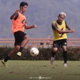 Selalu Cetak Gol Saat Ada Kesempatan jadi Ambisi Penyerang Lokal Anyar Arema FC