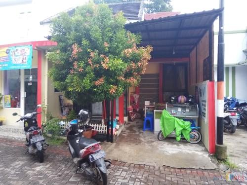 Lokasi kedua, dimana pelaku beraksi melakukan pencurian HP di konter Jalan Candi Mendut (Anggara Sudiongko/ MalangTIMES)