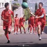 Usai Jalani Latihan Fisik, Syaiful Indra Tak Sabar Terima Latihan Taktik dan Strategi