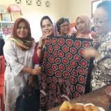 Kesulitan Pemasaran dan Akses Permodalan, Paguyuban Batik Kabupaten Malang Mengadu ke  Dr Sri Untari