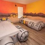 Ingin Rasakan Sensasi Tidur Melayang di Luar Angkasa? Hotel Star Wars Wajib Dicoba Nih