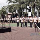 Kapoles Batu Lakukan Sertijab Lima Personel, Wakapolres Dipindah ke Situbondo