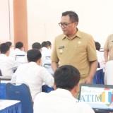 Tinjau Tes CPNS, Wawali Kota Malang Temukan Peserta Bawa Jimat