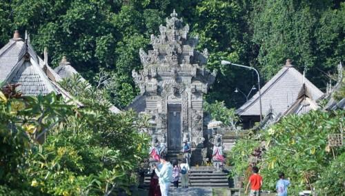 Desa Adat Panglipuran di Bali