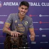 Gantikan Arthur Cunha, Ini Janji Matias Malvino ke Arema FC
