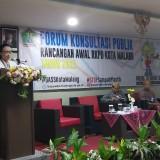 Susun RKPD, Bappeda Kota Malang Gelar Forum Konsultasi Publik