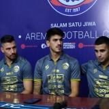 Arema FC Yakin Tiga Pemain Asing Baru Cepat Menyatu