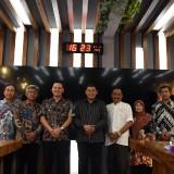 Wabub dan Dinas Kominfo Kabupaten Tegal Menggali Ilmu di Kota Kediri