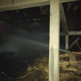 Home Industry Tusuk Sate di Wajak Dilalap si Jago Merah