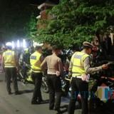 705 Kendaraan Terjaring Razia Balap Liar di Malang
