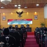 Samanhudi Anwar Resmi Diberhentikan Sebagai Wali Kota Blitar, DPRD Gelar Paripurna