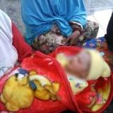 Bayi Ditemukan di Teras Warga Gumukmas