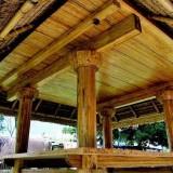 Balitbang PUPR Kembangkan Inovasi Bambu Laminasi, Diklaim Sekuat Kayu Bangunan
