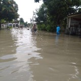 Banjir Rendam Desa Jombok Jombang 3 Hari, Ratusan Warga Terancam Mengungsi