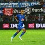 Gabung Badak Lampung FC, Eks Arema FC Pakai Nomor Punggung 87