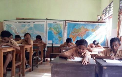 KKN Nusantara 3T 2020 di Provinsi Nusa Tenggara Timur. (Foto: istimewa)