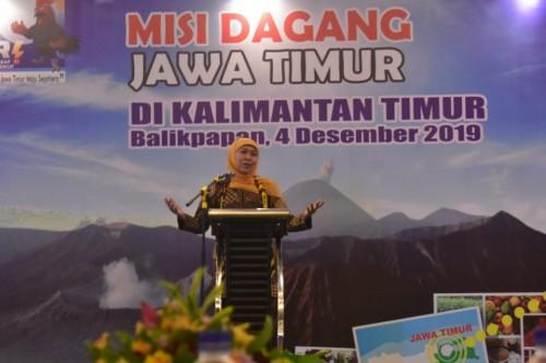 Perdana, Pemprov Jatim Mulai Misi Dagang 2020 di Provinsi Sumut