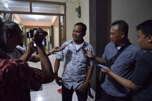 Panca Rahmadi Datangi Undangan DPD Partai Golkar Kabupaten Trenggalek