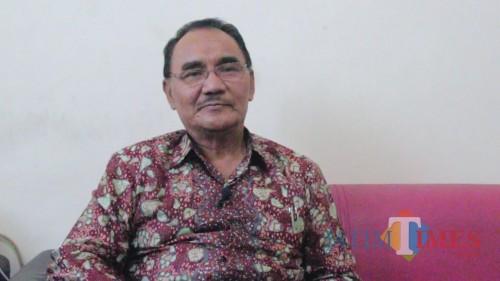Rektor Unikama, Dr Pieter Sahertian MSi. (Foto: Yogi/MalangTIMES)