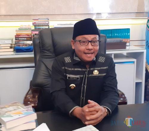 Wali Kota Malang Sutiaji. (Foto: Arifina Cahyanti Firdausi/MalangTIMES)