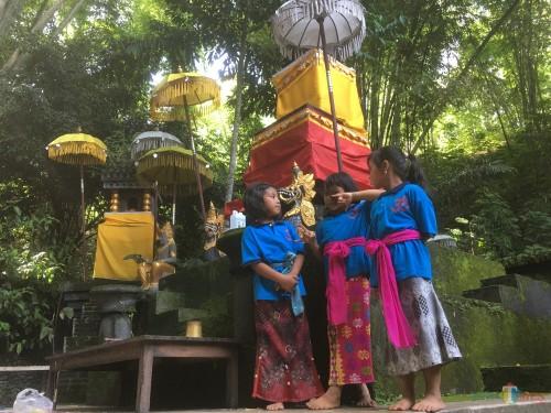 Pura Patirtan lokasi destinasi wisata yang sedang dirintis untuk menjadi wisata unggulan di Kabupaten Malang. (Foto: Ashaq Lupito / MalangTIMES)