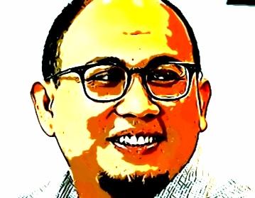 Anggota DPR RI Fraksi Gerindra Andre Rosiade yang lagi ramai diperbincangkan terkait penggerebekan PSK daring di Padang, Sumbar. (Ist)