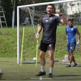 Posisi Kiper Utama Arema FC Masih Tanda Tanya, Felipe Americo: Semua Mau Bekerja Keras