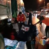 Viral, Pengendara Motor Matic Meninggal Setelah Terlindas Ban Truk Gandengan