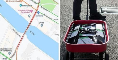 Bukan Jumlah Mobil, Seperti Ini Cara Google Maps Petakan Kepadatan Jalan Raya