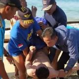 Dua Orang Wisatawan yang Hilang di Pantai Balekambang Akhirnya Ditemukan