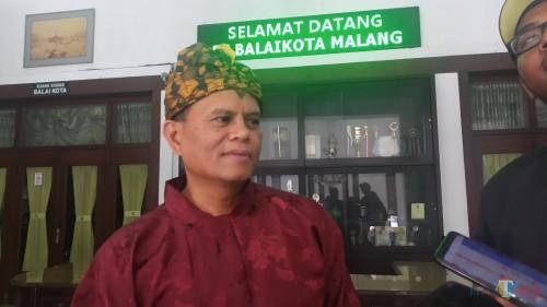 Kepala Dinas Koperasi, Perindustrian, dan Perdagangan (Diskoperindag) Kota Malang, Wahyu Setianto. (Foto: Pipit Anggraeni/MalangTIMES).