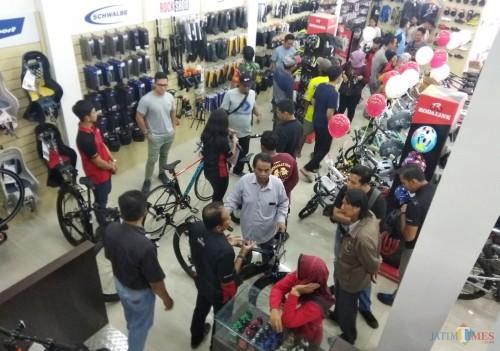 Penuhi Kebutuhan Komunitas Sepeda, Rodalink Kini Hadir di Kediri