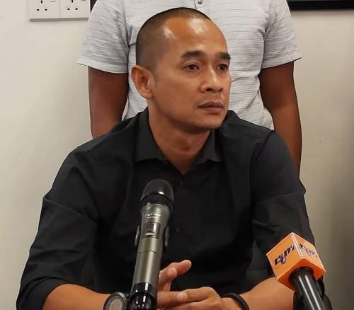 Pelatih kepala Sabah FA, Kurniawan Dwi Yulianto (Instagram @Kurniawanqana)