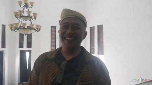 Kepala Disnaker-PMPTSP Kota Malang Erik Setyo Santoso ST, MT. (Pipit Anggraeni/MalangTIMES).